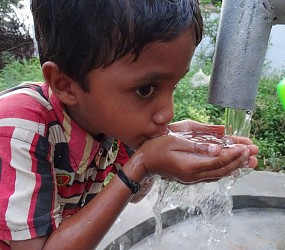 Help the Underprivileged Rural People with Safe Drinking Water