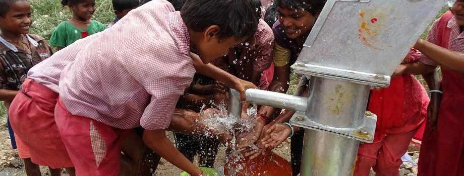 SAFE DRINKING WATER WITH HYGIENIC SETUP FOR DEPRESSED WEAKER SECTION PEOPLE