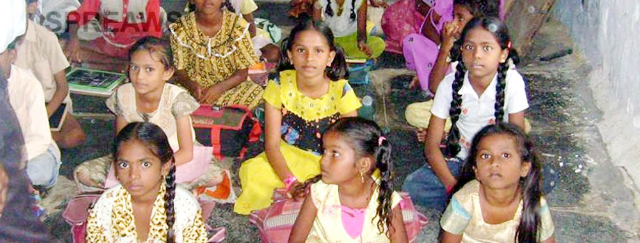 Pre-Primary Education Programme for Poor Children