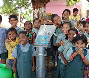 CLEAN AND SAFE DRINKING WATER BORE-WELLS PROGRAM IN THE WATER SCARCITY RURAL VILLAGES