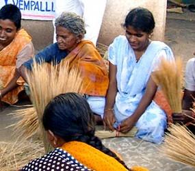 EMPOWERMENT OF POOR TRIBAL FAMILIES