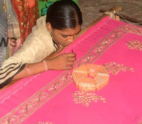 EMPOWERMENT OF IMPOVERISHED TEEN-AGE GIRLS
