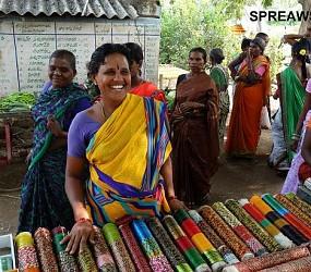 Micro Enterprises Programme to Reduce Poverty among 40 Rural Impoverished  Dalit Women