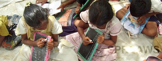 Non-Formal Education Programme for School Drop-out Children