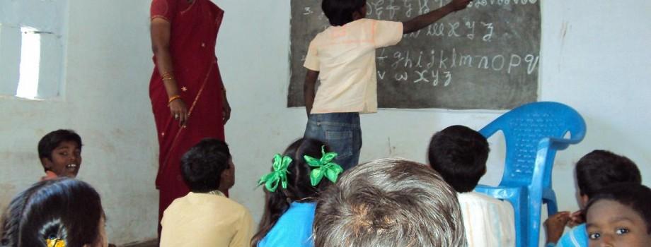 BRIDGE SCHOOL FOR POOR CHILD LABOURS